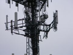 N. Oxford, MA NV Site Photo - Zoomed in to the Sprint panels