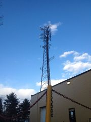 Beverly, MA NV Site Photo - Tower Full Shot