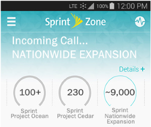 Sprint planning large network expansion adding 9,000 new LTE sites nationwide