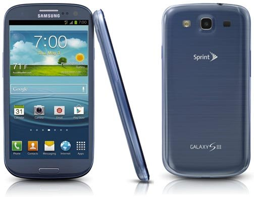 Teaser: Samsung and Sprint 'Tri' again with the Galaxy S III