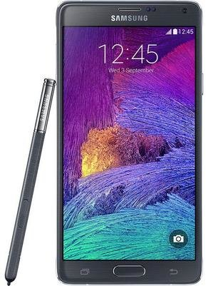 "Sprint's Galaxy Note 4 ""All you need is scented candles, massage oil, and Barry White. Write that down."""