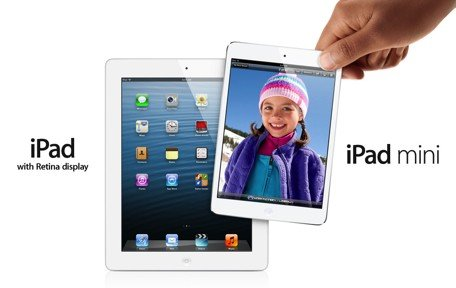 Sur la tablet: Apple iPad 4, iPad mini add Sprint LTE support