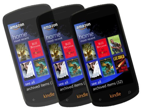 Amazon Kindle Smartphone in the Works