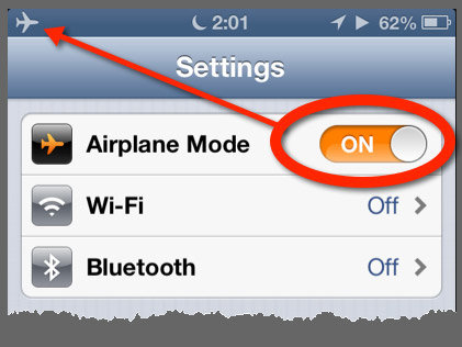 Can toggling airplane mode actually improve your 3G data speeds?