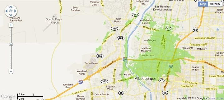 Sprint/Clear 4G WiMax Protection Site restored in Albuquerque, New Mexico