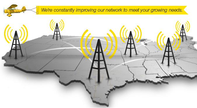 New Network Vision and LTE Deployment info released in Sprint Webinar today