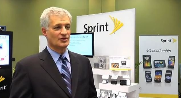 Sprint VP to provide Network Vision/LTE Update at RCA Expo