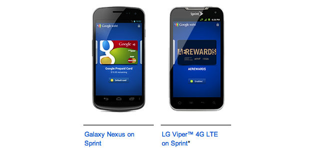 New Info - Pricing for new Sprint Galaxy Nexus LTE $200 and LG Viper LTE $100