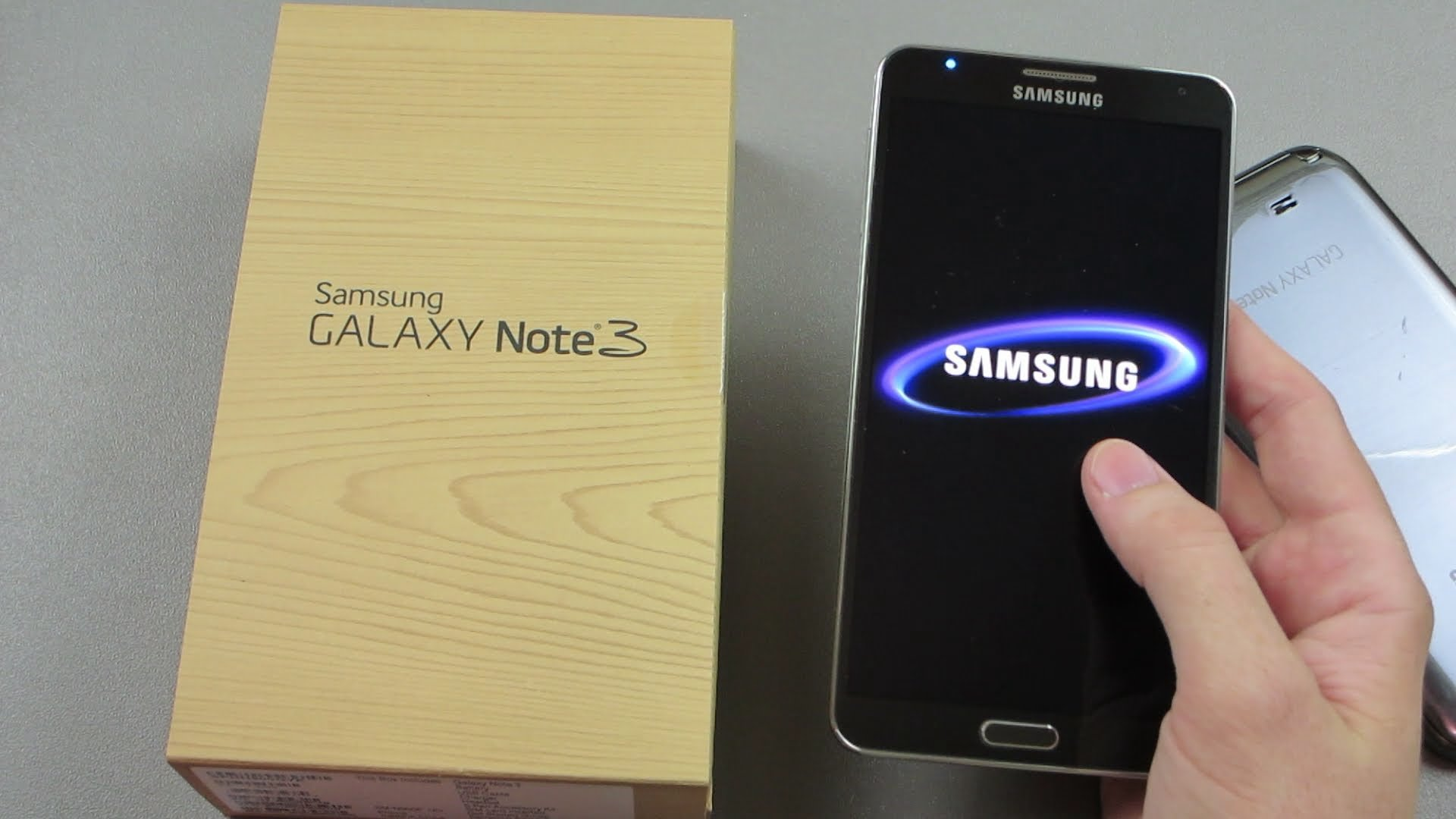 For Sprint's Samsung Galaxy Note 3, one is the loneliest number