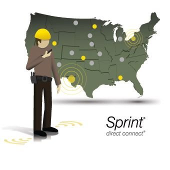 Sprint Direct Connect Now Android App available on 6 smartphones