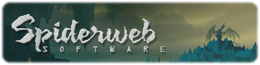 Spiderweb Software Forums