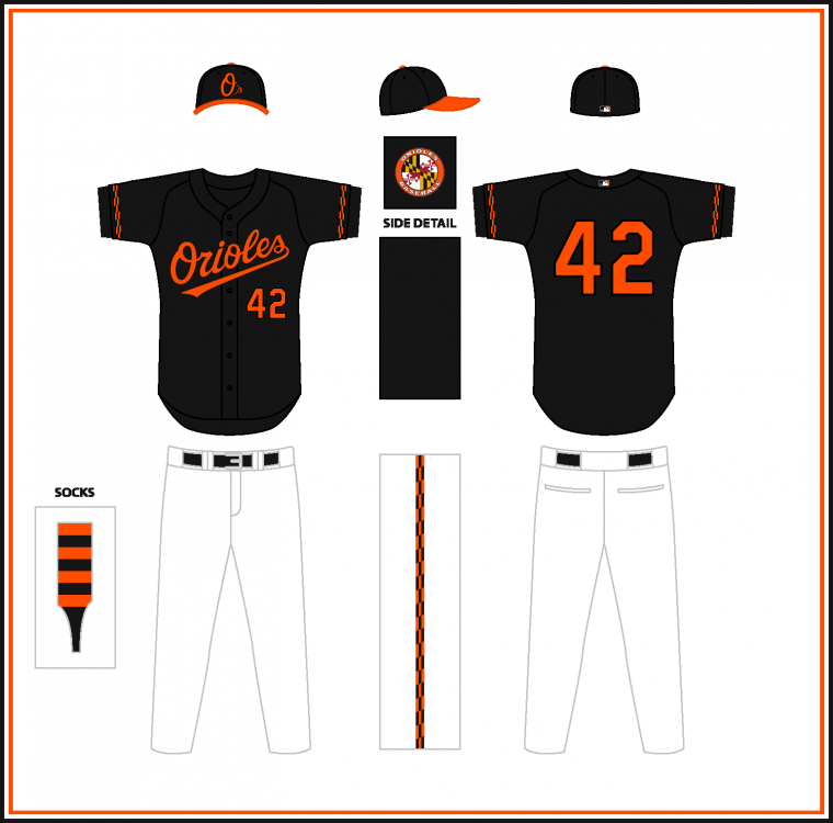 Baltimore Orioles Alternate 2 Uniform 2.png
