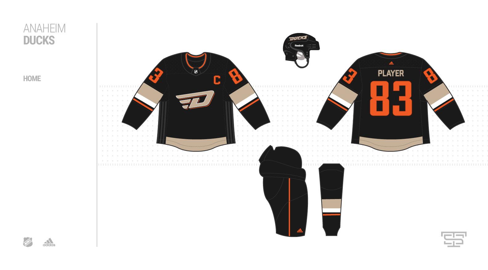 premium selection 022b8 d782c Adidas NHL Jersey Concepts - Concepts - Chris Creamer's ...