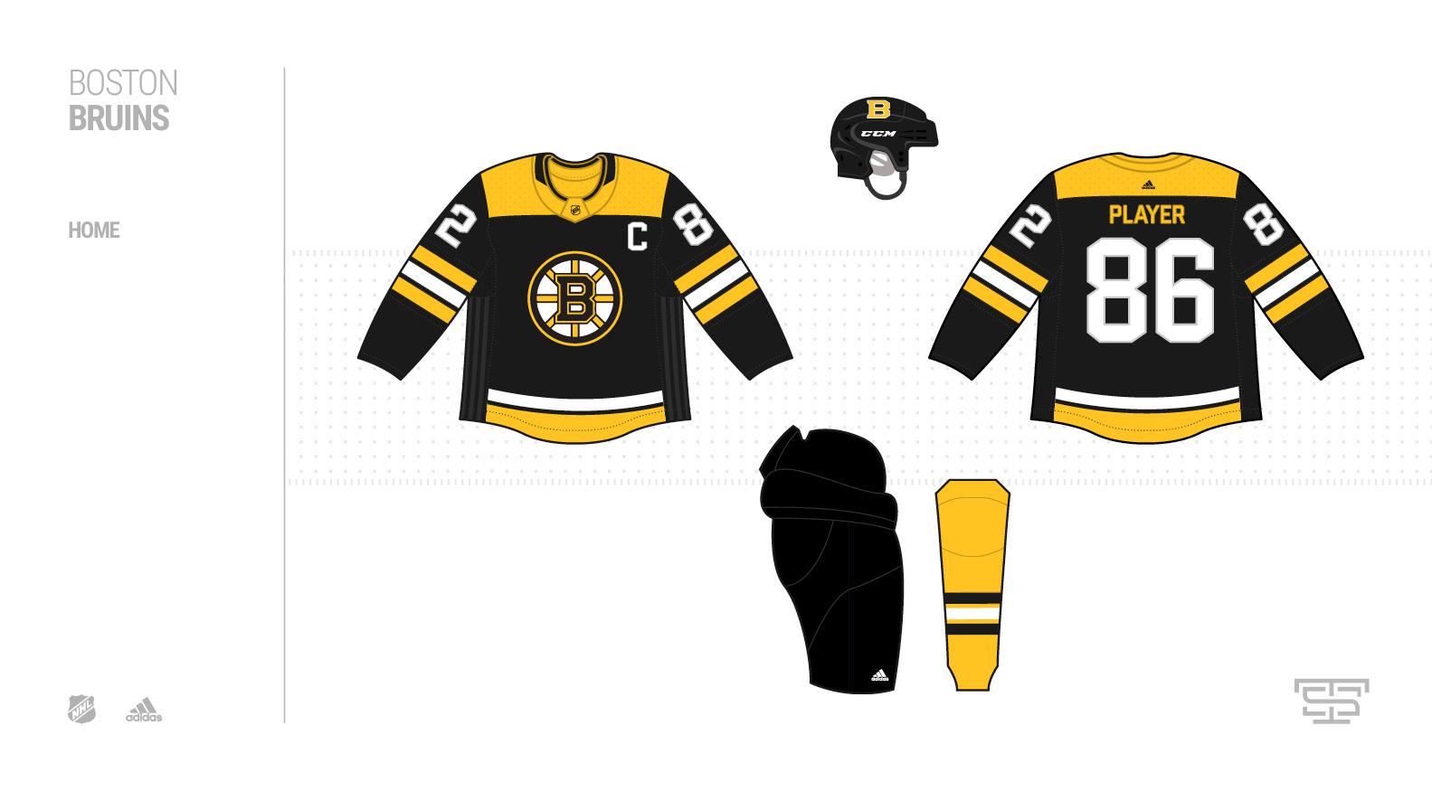 premium selection c8c7a c72e7 Adidas NHL Jersey Concepts - Concepts - Chris Creamer's ...
