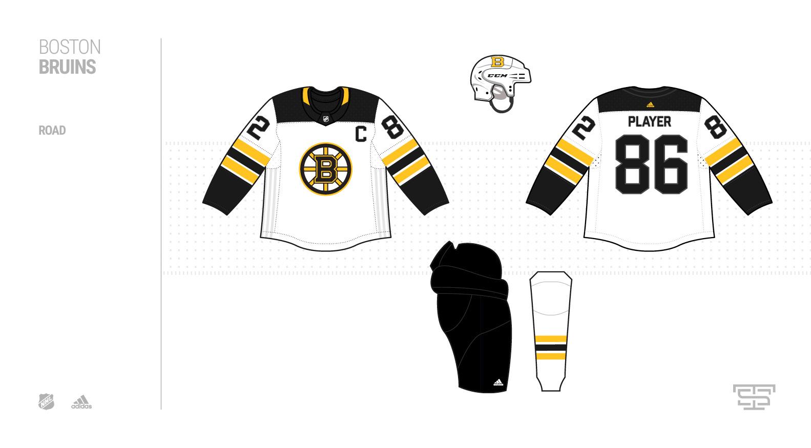 bce51120e12 Adidas NHL Jersey Concepts - Concepts - Chris Creamer's Sports Logos ...