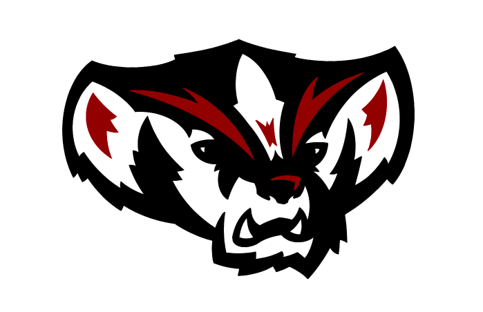 Klamath Community College Badgers #2.png