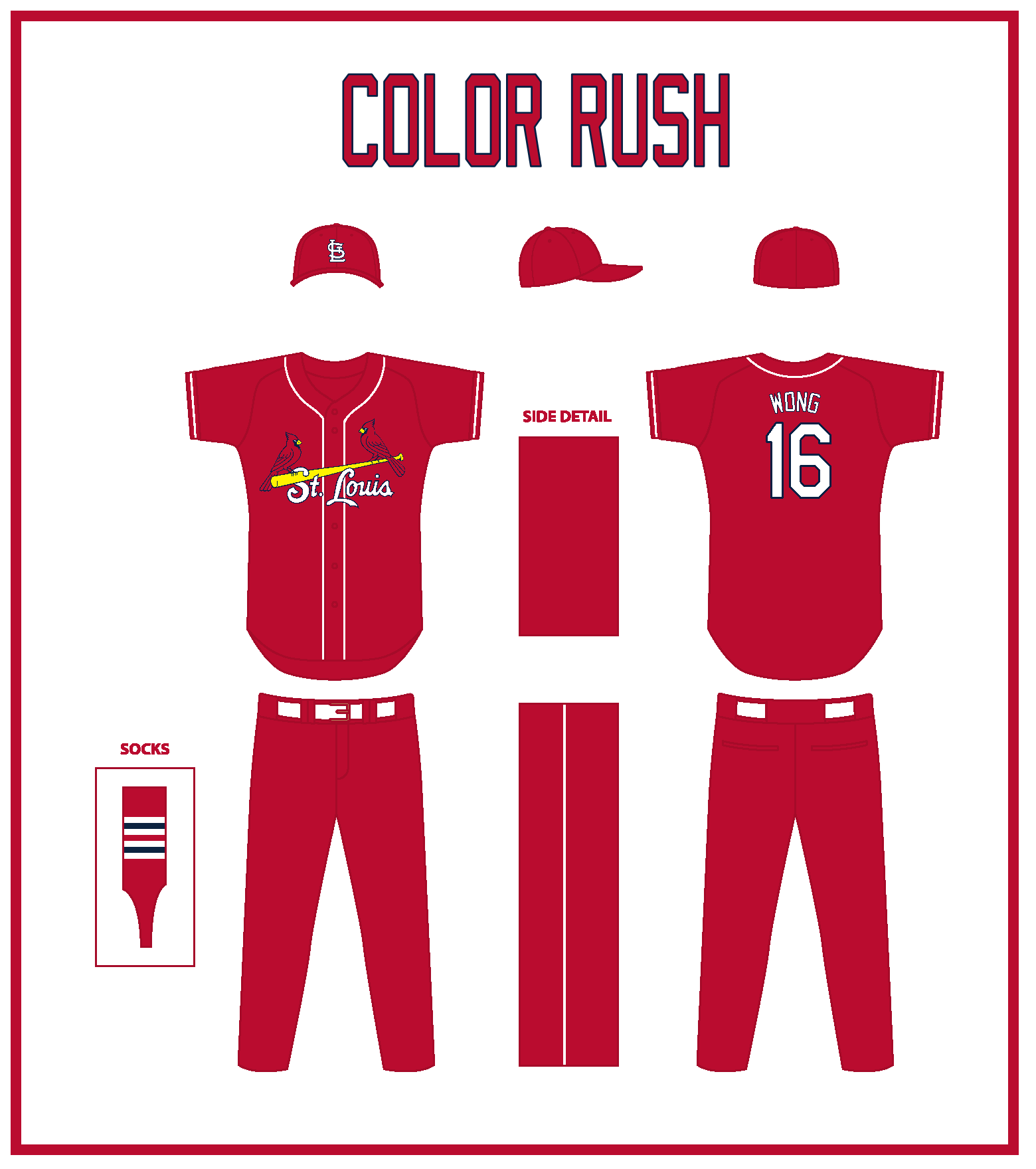 mlb color rush completed page 2 concepts chris creamer u0027s