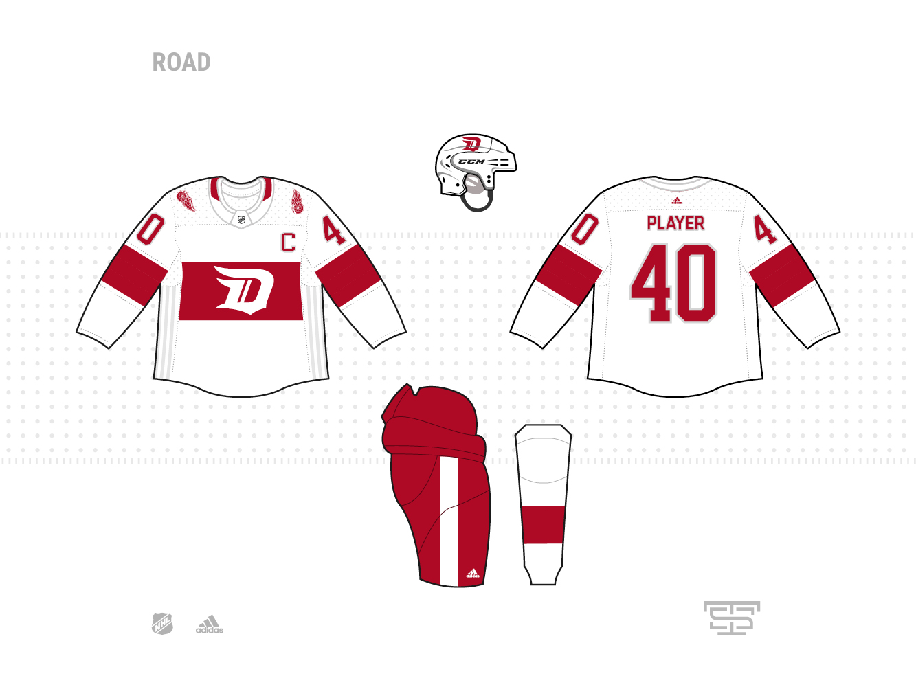 5564b0416 Adidas NHL Jersey Concepts - Page 2 - Concepts - Chris Creamer s ...