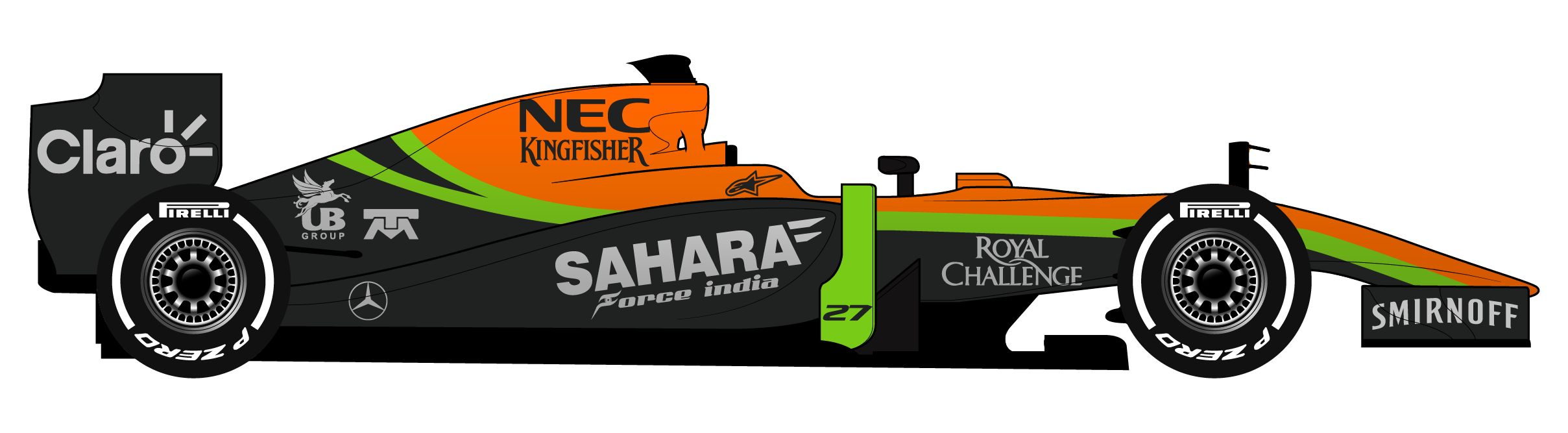 F1 Liveries By Raysox