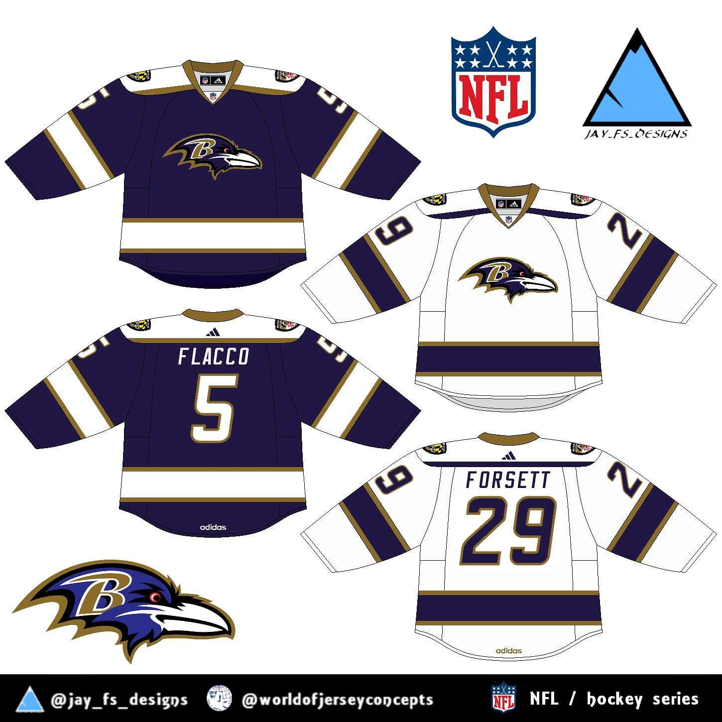 huge discount f2743 ce72f NFL / Hockey crossover series (7/32 Dallas) - Concepts ...