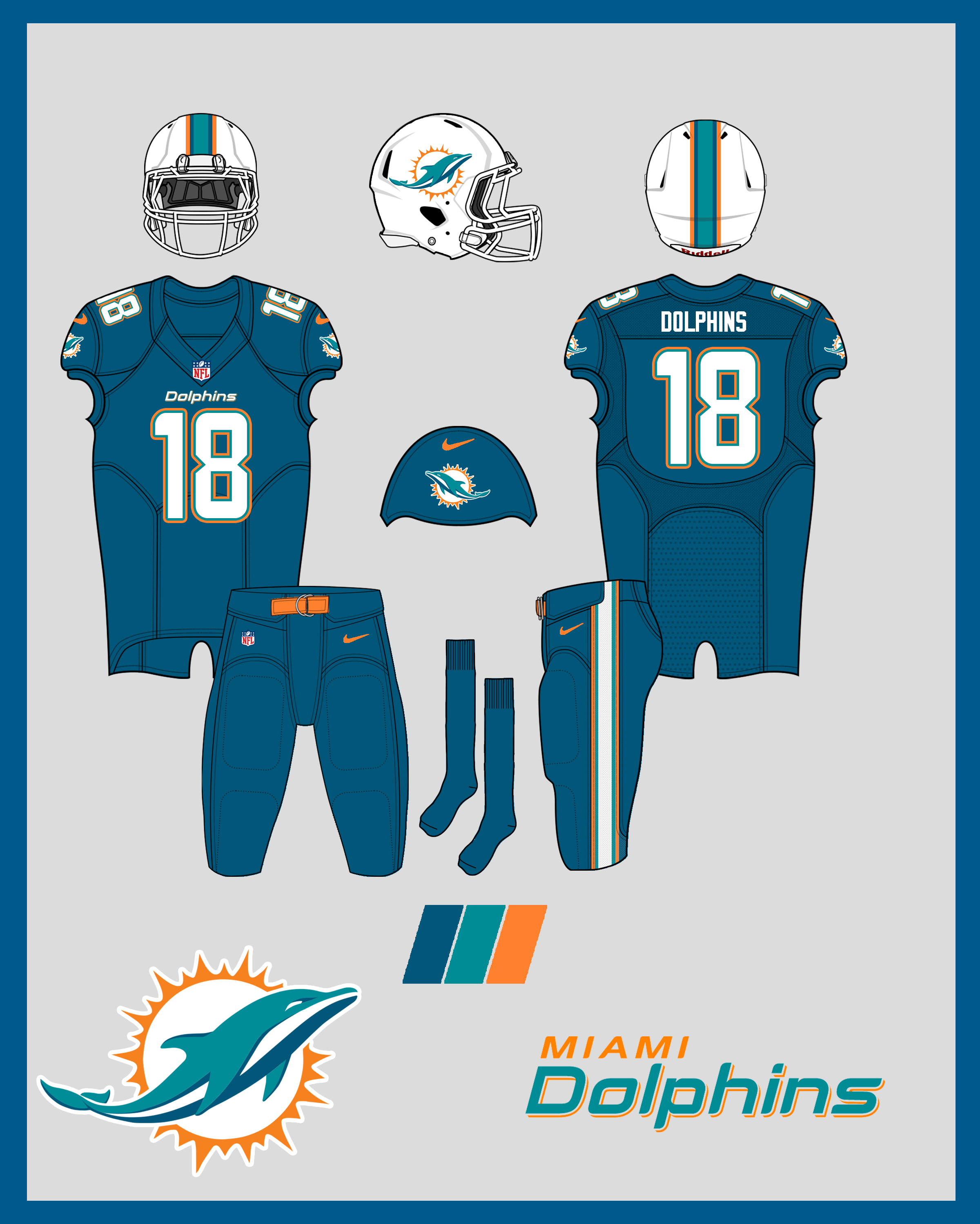 hot sale online bbe5b a51b2 Color Rush Redesign (All matchups added) - Concepts - Chris ...