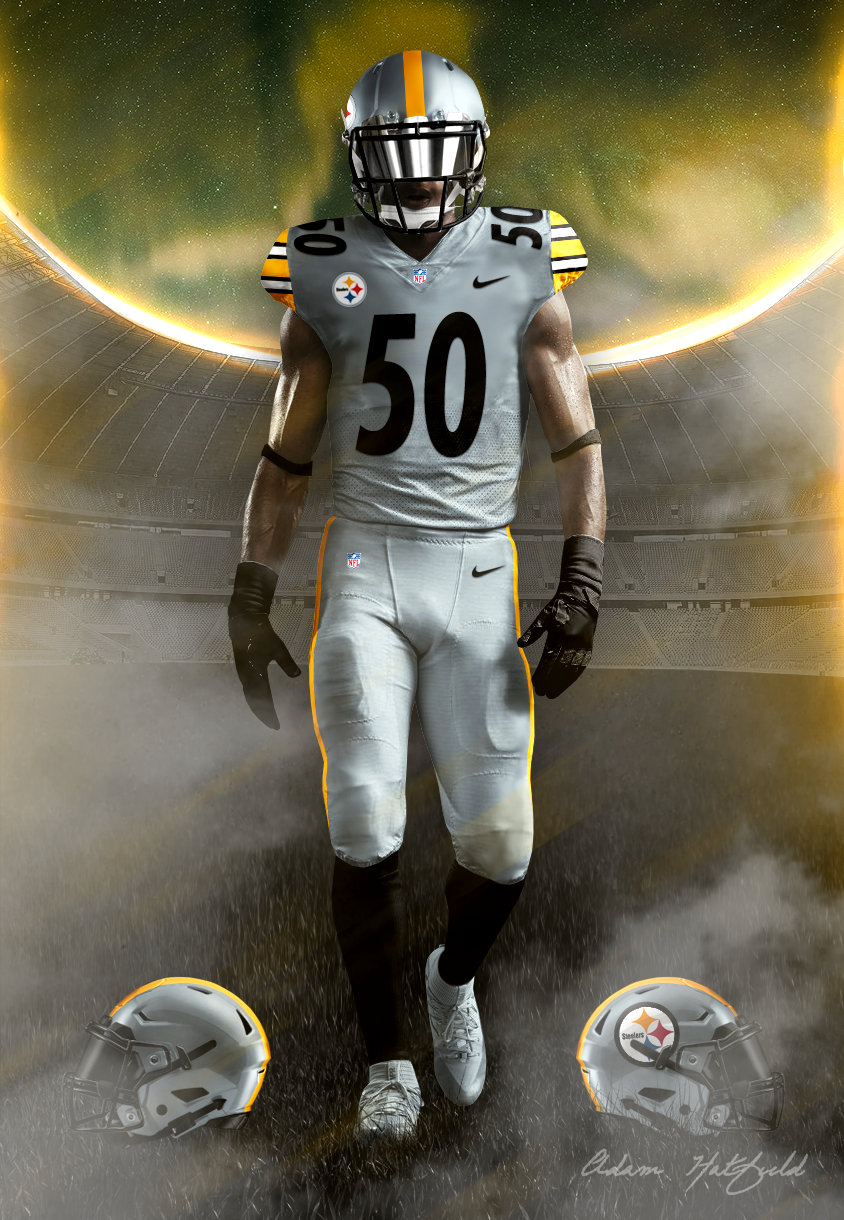 san francisco ef689 a9996 steelers color rush 2017
