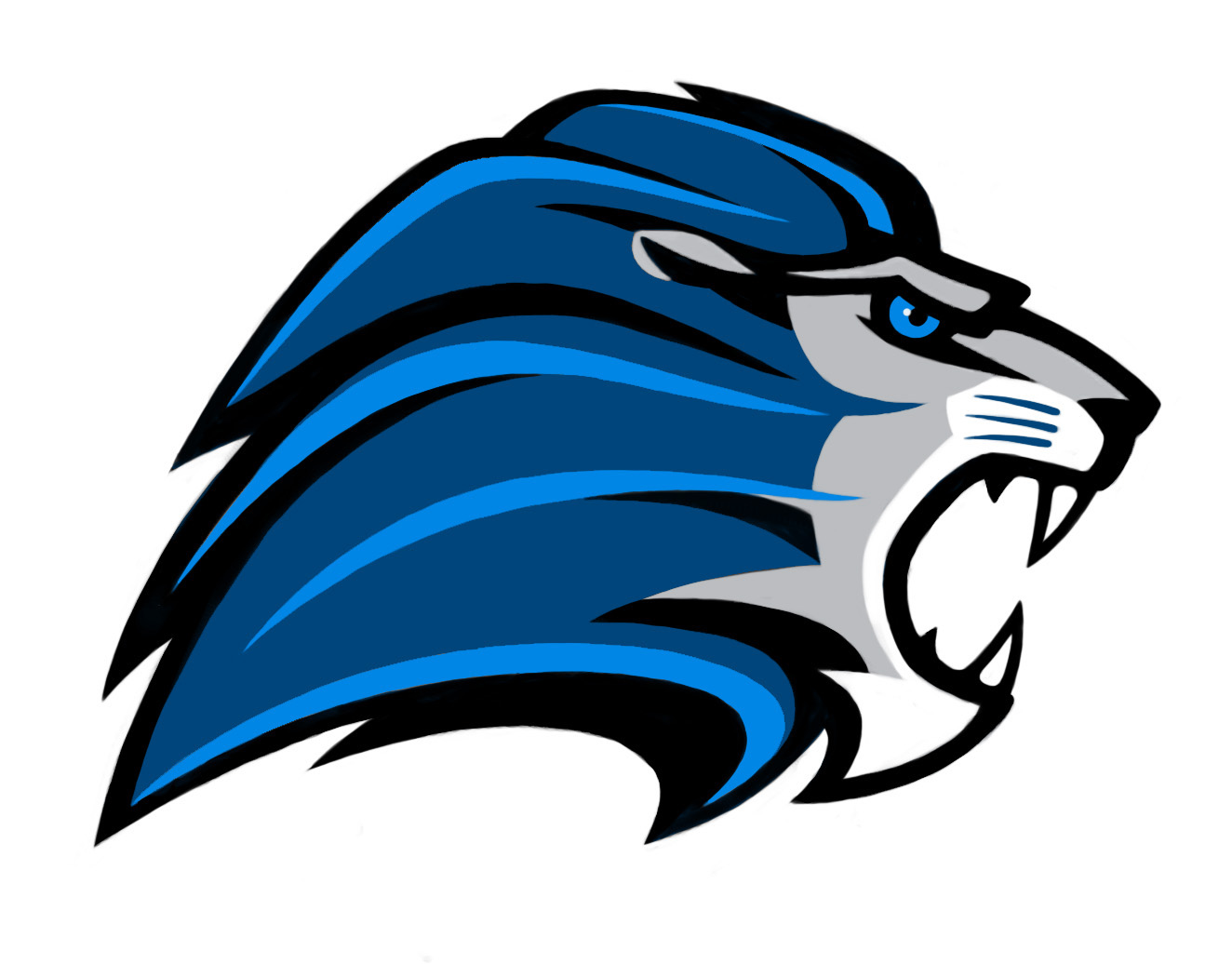 new detroit lion logo concepts chris creamers sports