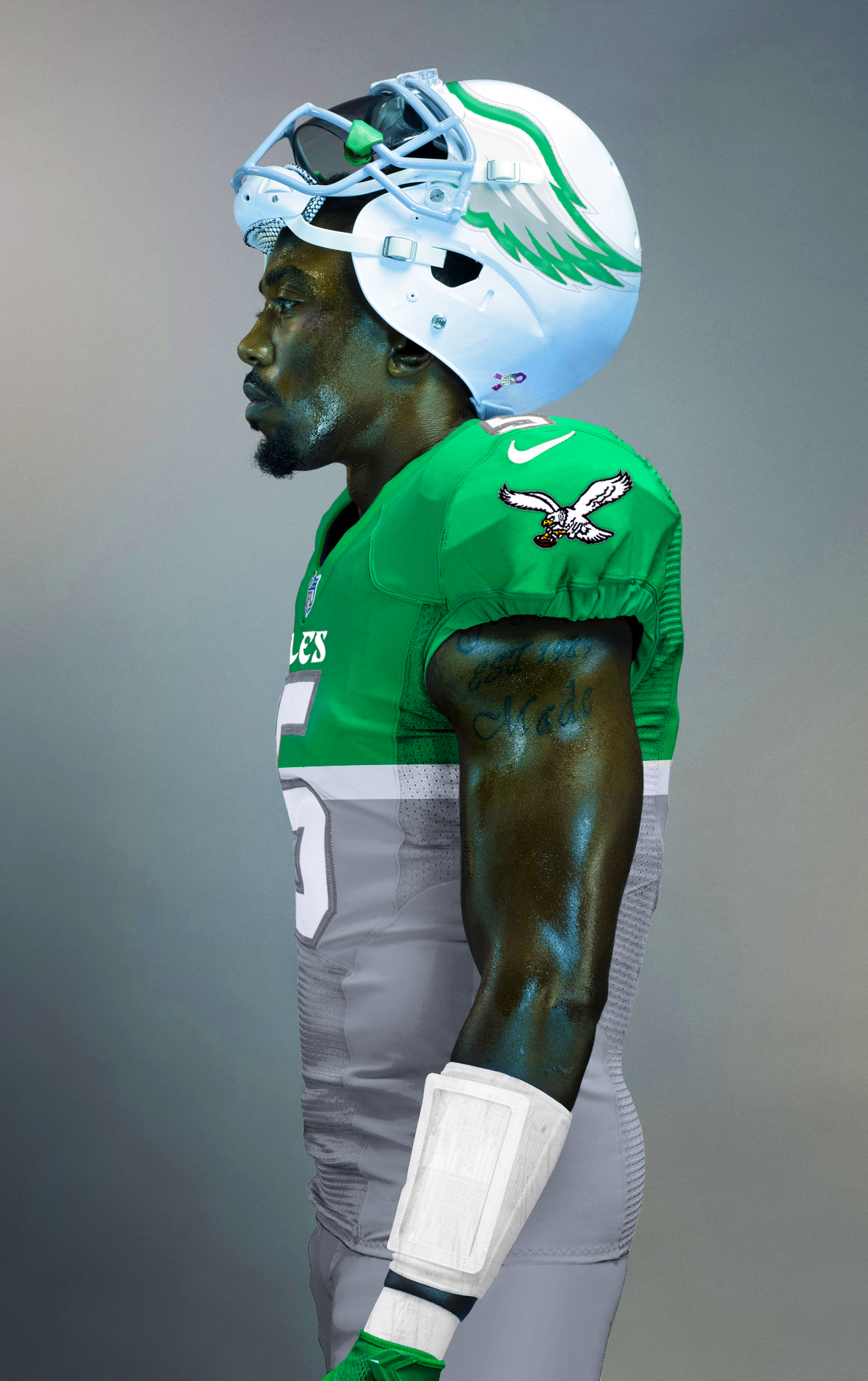 8ddb03fc542 Image result for kelly green jerseys eagles