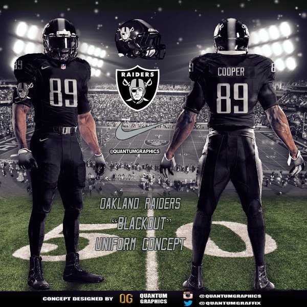 reputable site 9886e cb742 nfl raiders color rush jersey