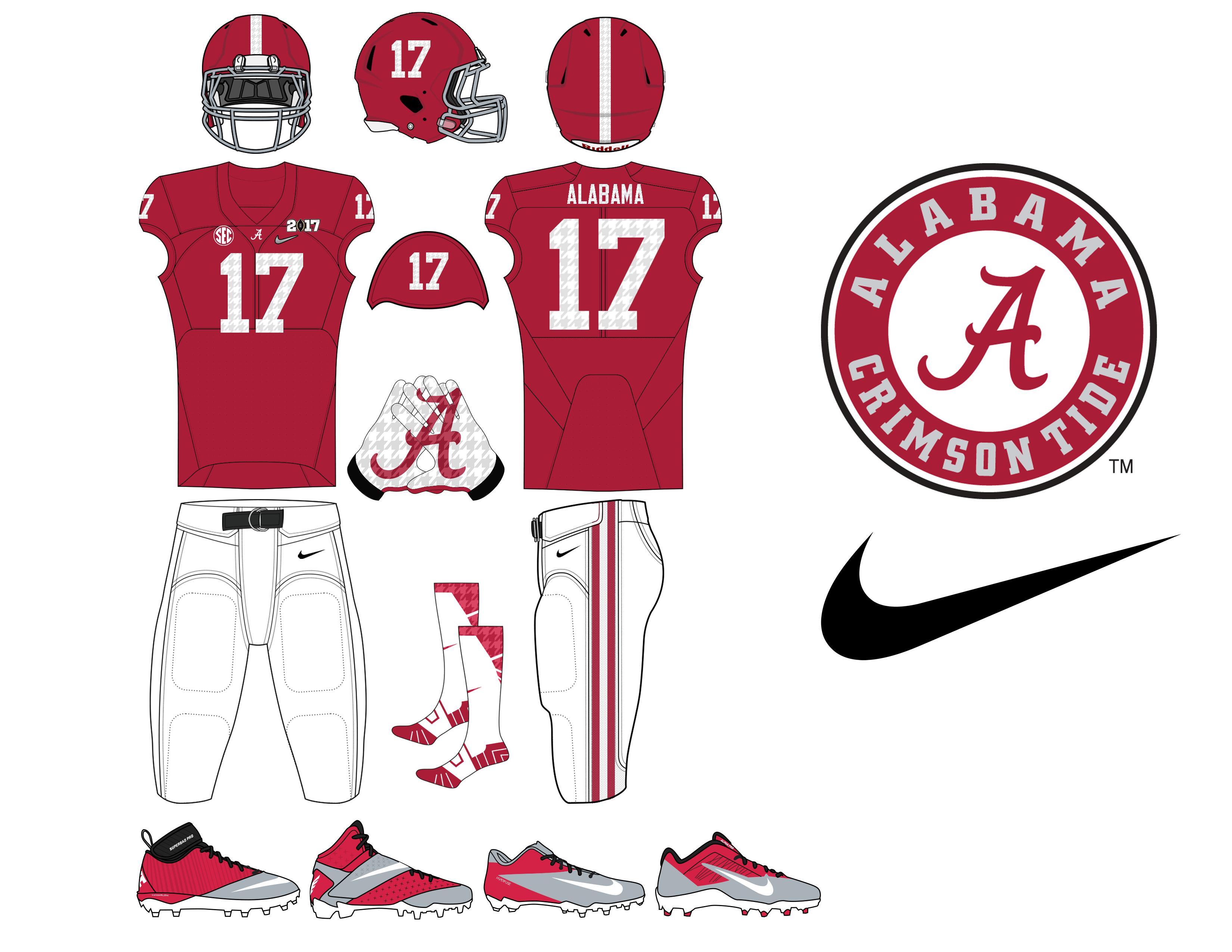 936b31d48e4 2017 College Football Playoff Uniforms - Concepts - Chris Creamer's ...
