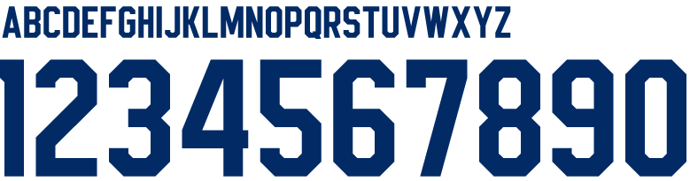 Leafs 2016 17 Name And Number Font Sports Logo News Chris Creamer S Sports Logos Community Ccslc Sportslogos Net Forums