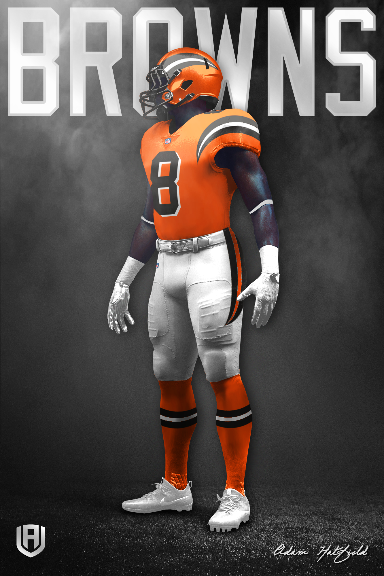 Cleveland Browns 2017 - Concepts