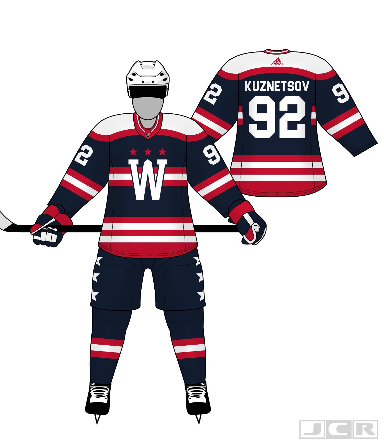 10009a31aae Washington Capitals Concepts - Concepts - Chris Creamer's Sports ...
