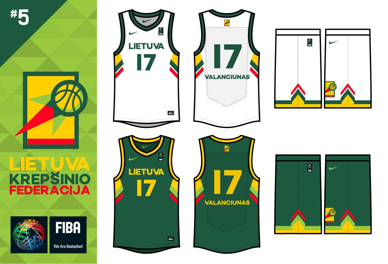 fa77125a5797 Some FIBA Concepts - Concepts - Chris Creamer s Sports Logos ...
