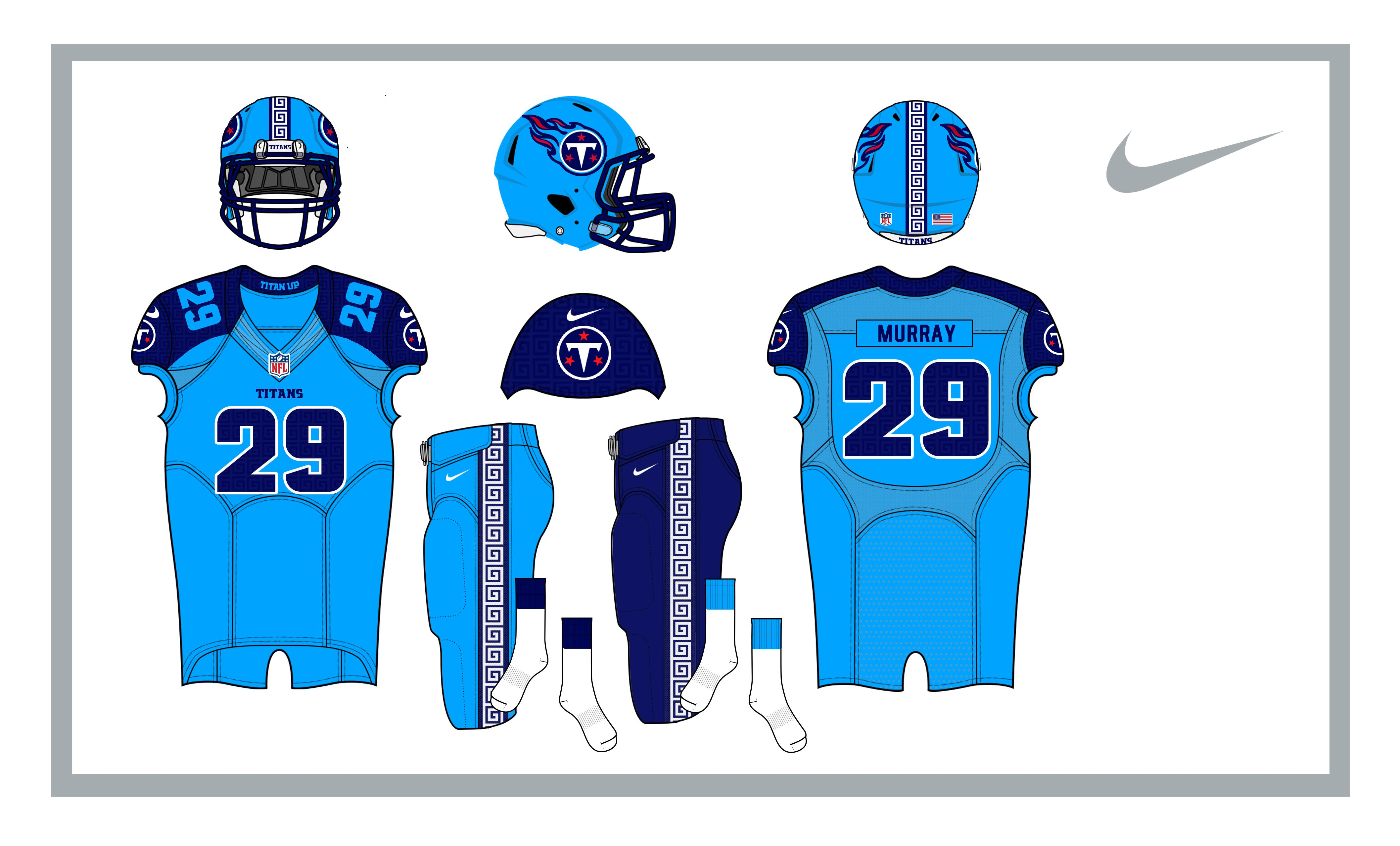 Nike titans concept uniforms color rush throwback jpg 4230x2555 Titans  throwback jersey 64f4c73d0