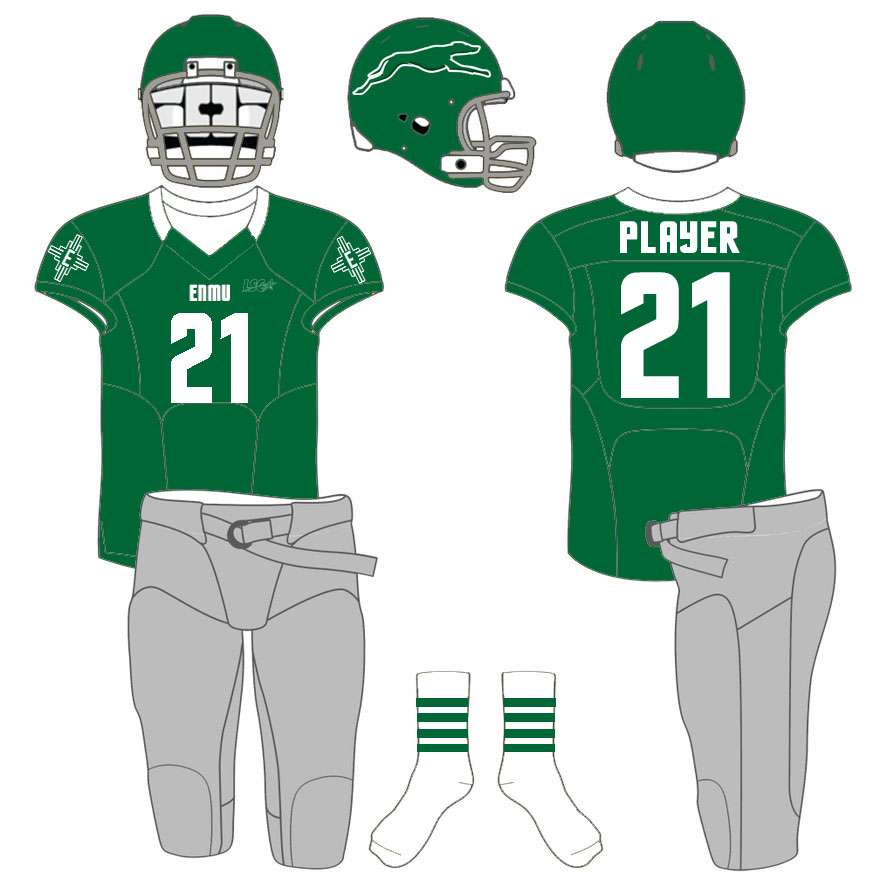 Eastern New Mexico University Redesign Concepts Chris Creamer S