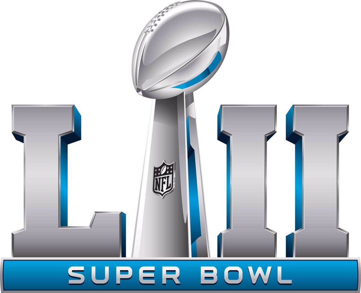 Super Bowl LII logo - Sports Logos - Chris Creamer's ...