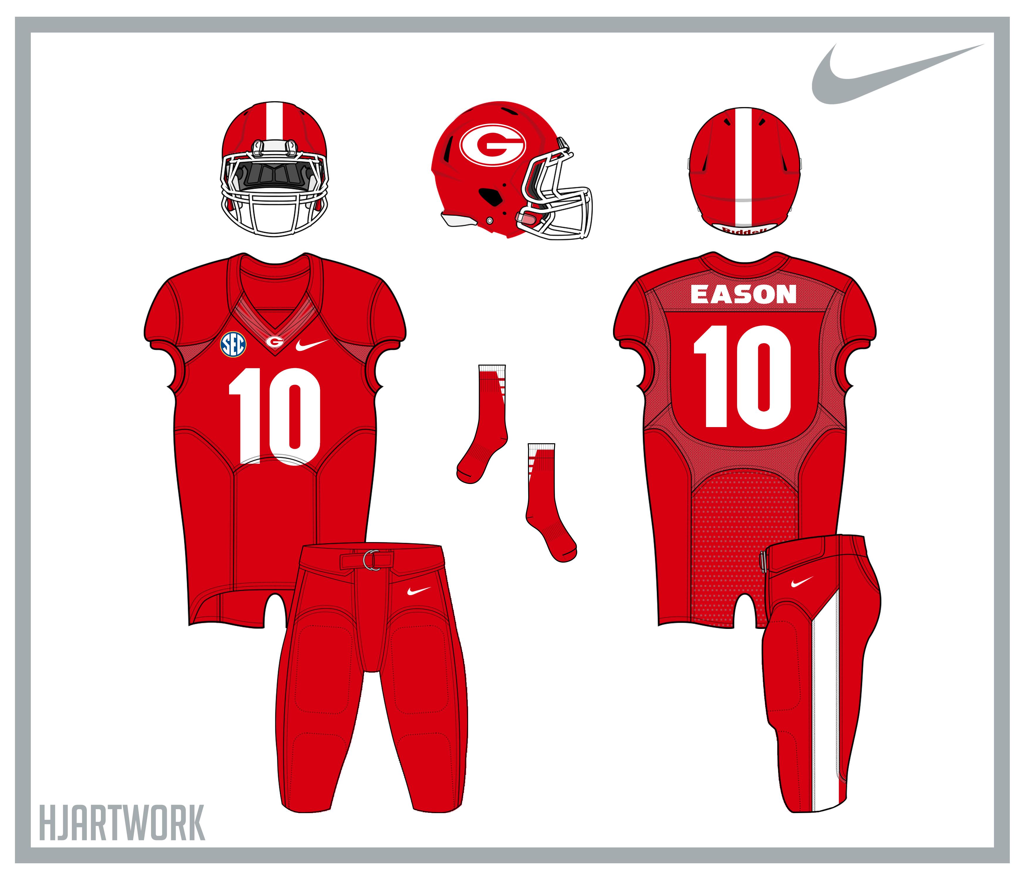 NCAA Color Rush - Concepts - Chris Creamer s Sports Logos Community ... cdbe7e087