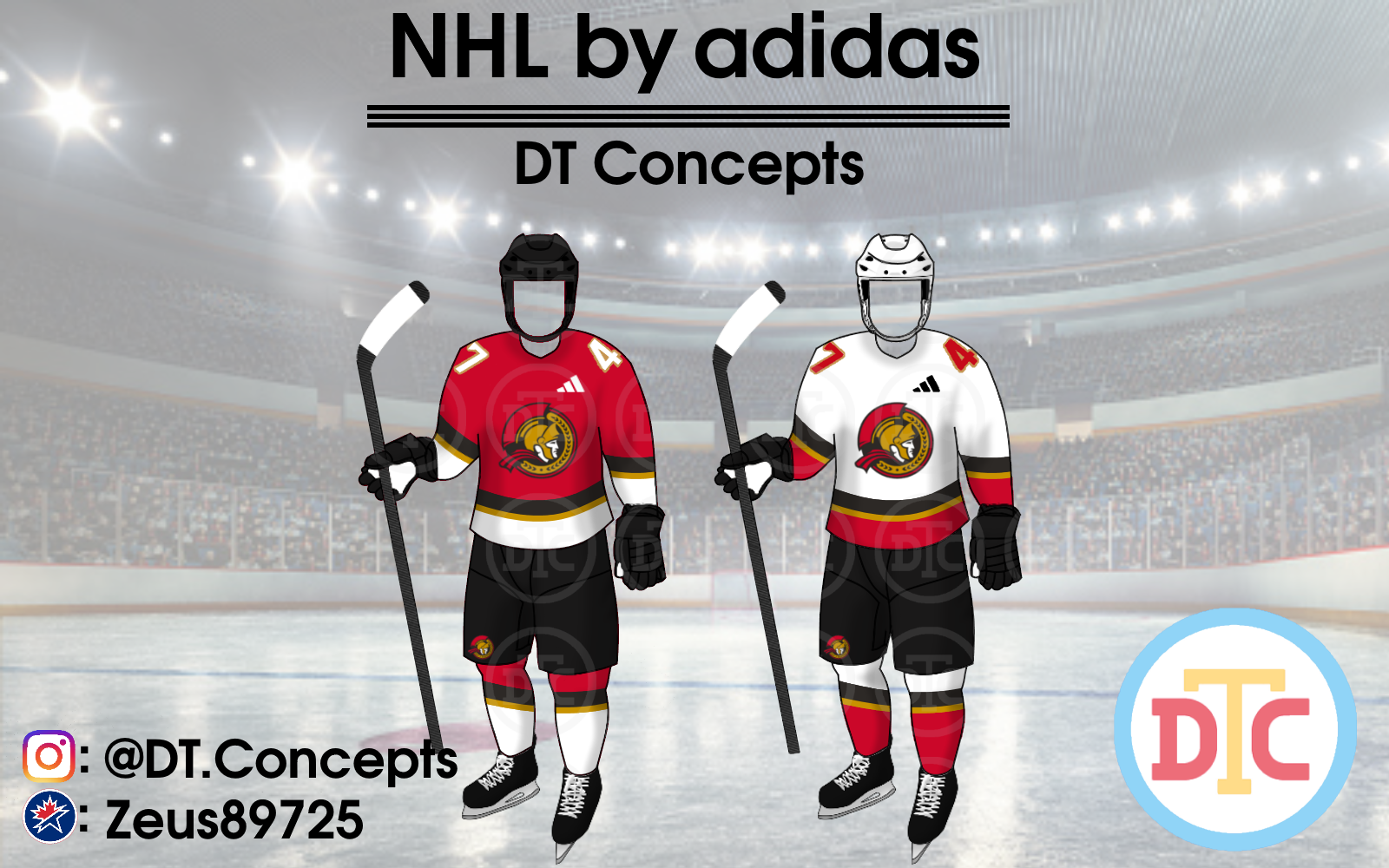659fb001b ALL TEAMS ADDED - NHL by Adidas - DT Concepts - Page 3 - Concepts ...
