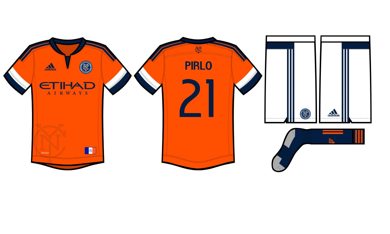 21c8363bc MLS - NYCFC alternate kit concept - Concepts - Chris Creamer s ...