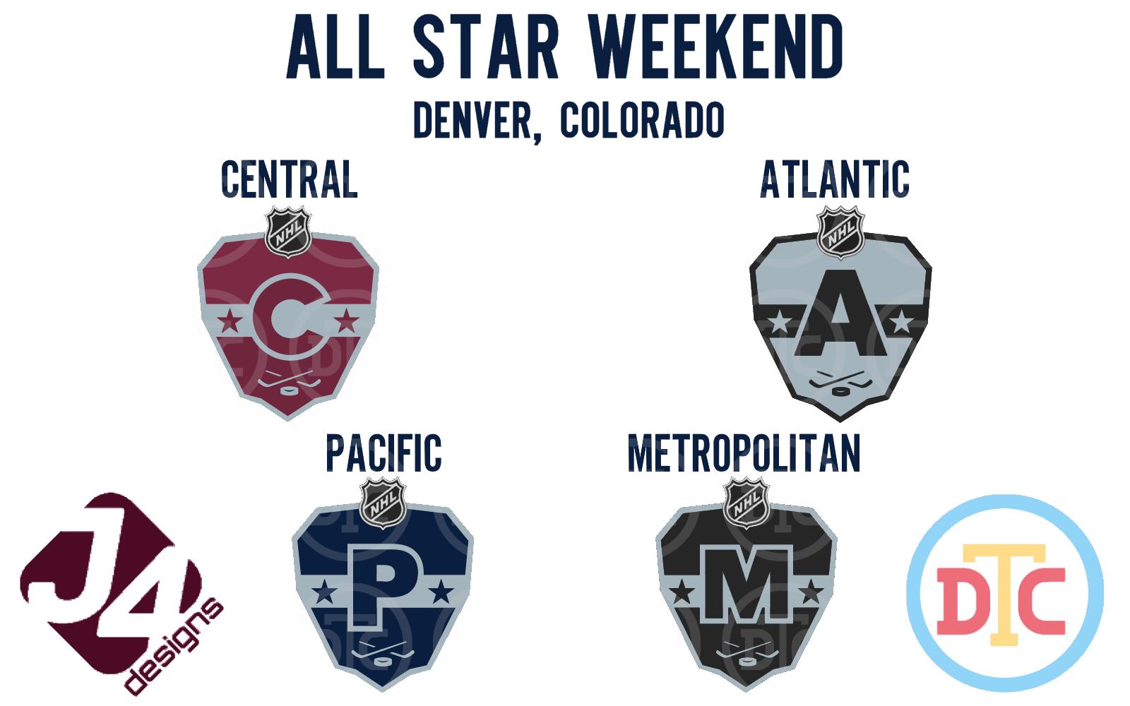 half off 02a9d e3176 2018 NHL All Star Weekend - Concepts - Chris Creamer's ...