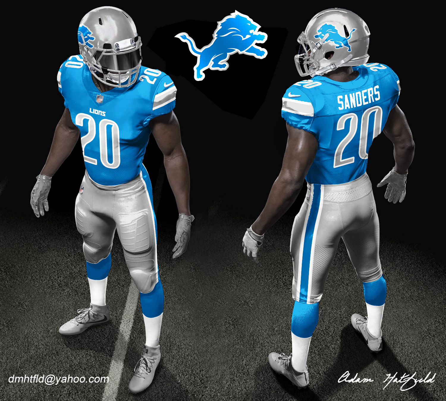 another chance f7adf d0926 detroit lions jersey template