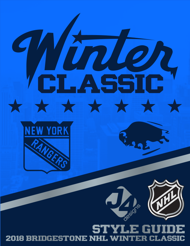 2018 Bridgestone NHL Winter Classic - Concepts - Chris Creamer s ... 61ac2a7cc