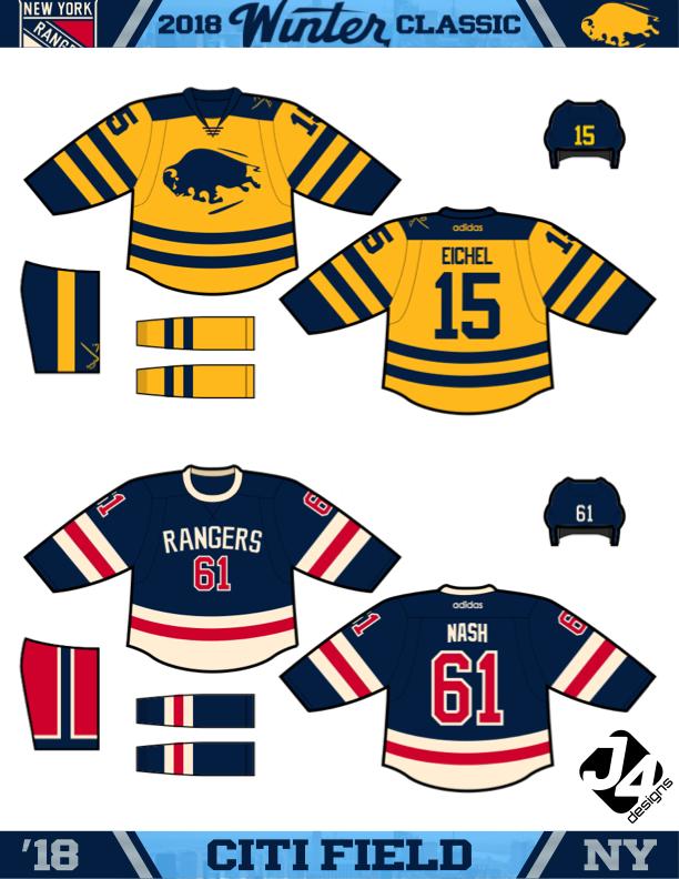 2018 Bridgestone NHL Winter Classic - Concepts - Chris Creamer s ... d68518b9e