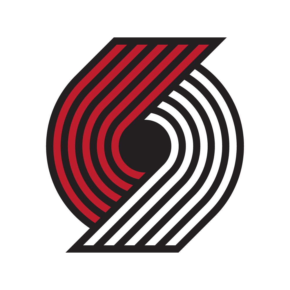 Image result for portland trail blazers logo png