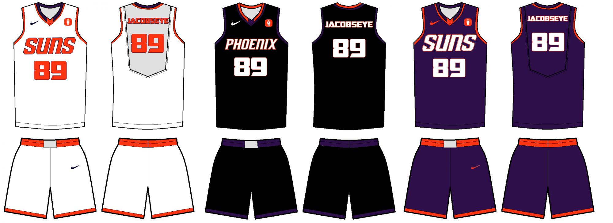 newest b9359 46383 phoenix suns concept jersey
