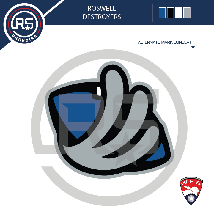 LogoPresentationTemplate_Roswell Destroyers_Alternate.png