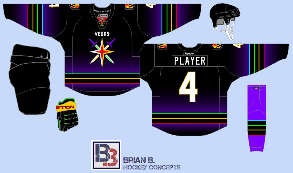 Vegas Golden Knights Neon Uniform.png