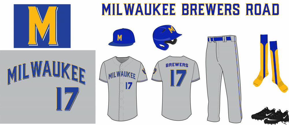Milwaukee Brewers Uniform Road Blue Text.png