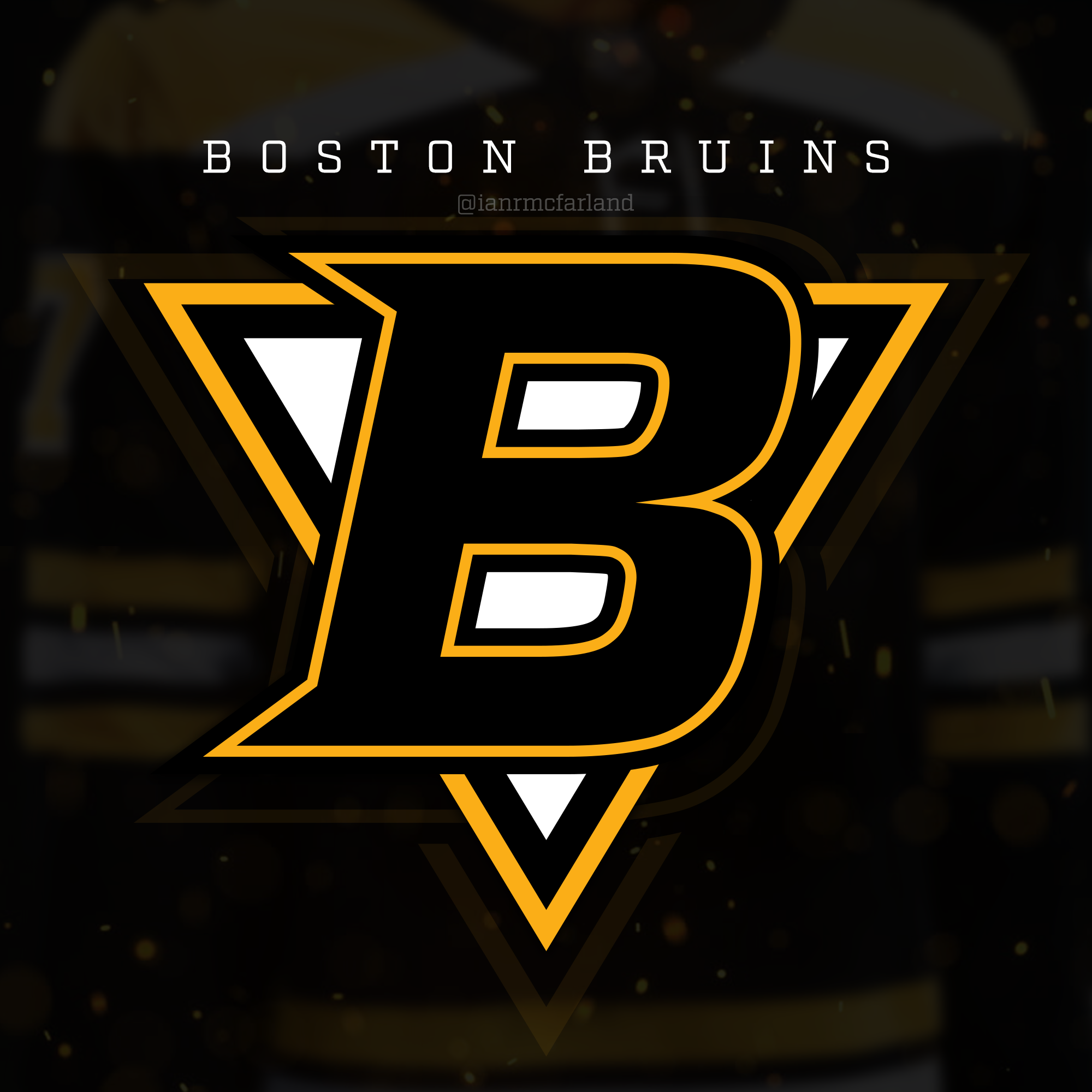 Boston bruins logo redesign concept concepts chris creamers bostonbruinsmockupg voltagebd Image collections